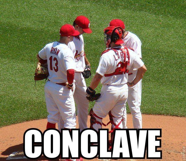 Baseball-Conclave