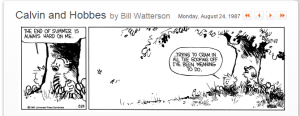 Calvin and Hobbes-2