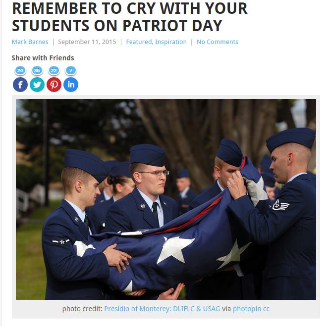 9-11 Blog Post