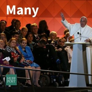Pope Francis - 5 - Many