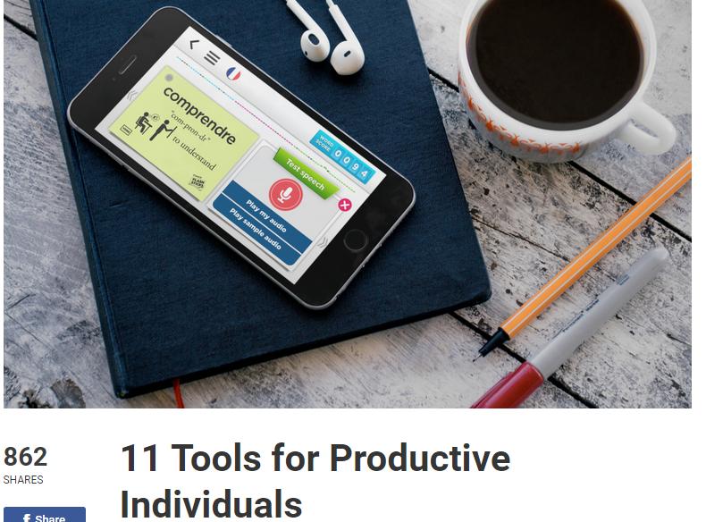 Productive Tools