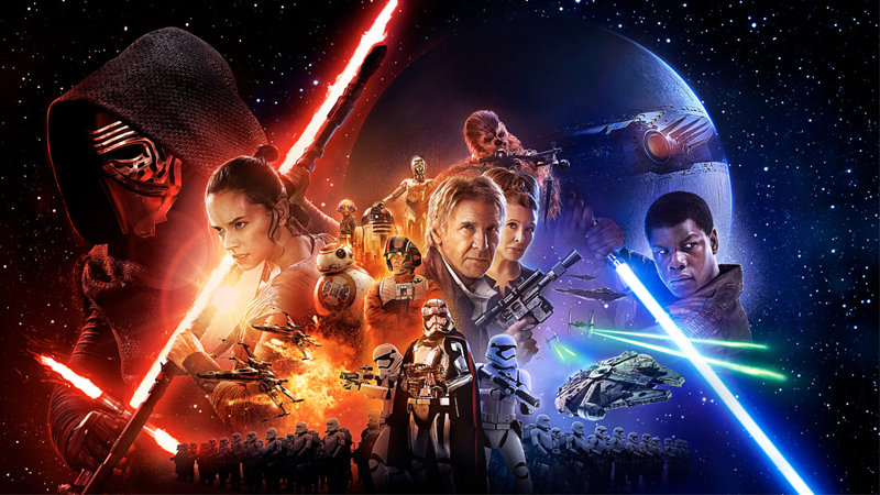 Star Wars New Poster