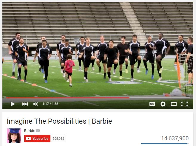 Barbie Video Photo