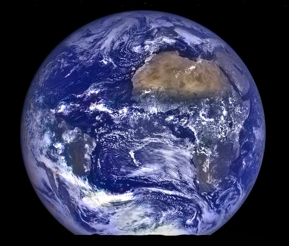 NASA Releases New High Res Earthrise Image   NASA