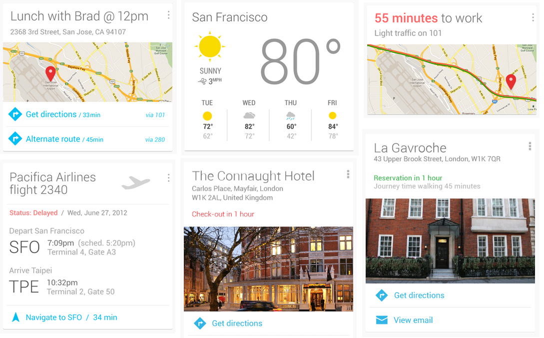Google-Now-Cards-Restaurant-Weather-Appointment-Traffic-Flight-Hotels