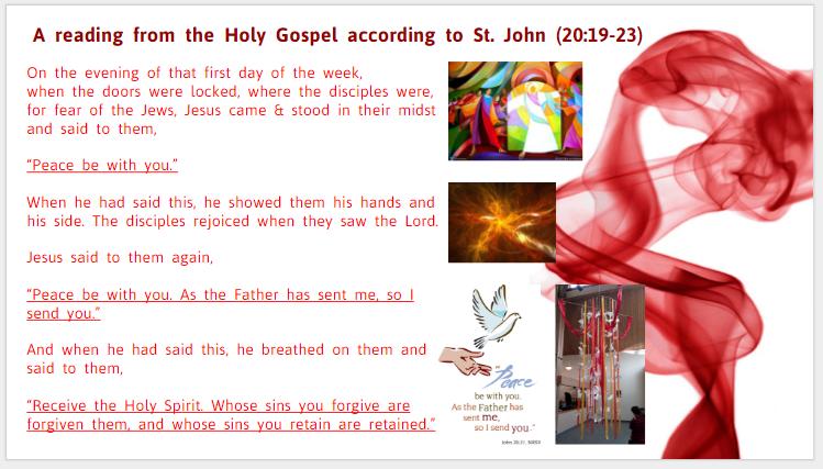 37_Pentecost Sunday_May 15_2016